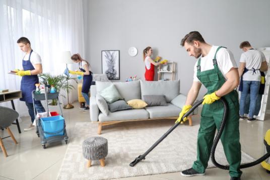 Ménage à domcile
