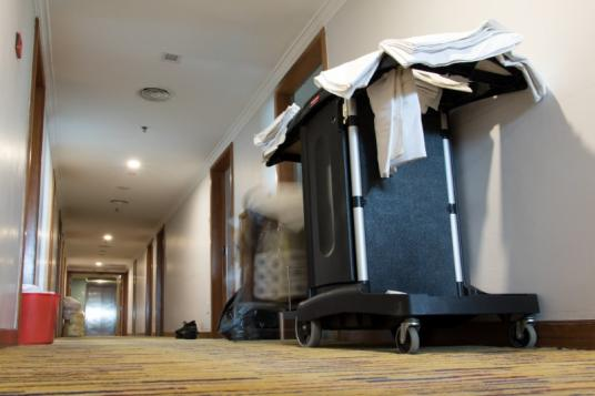 Nettoyage hôtel