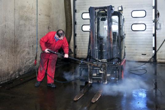 Nettoyage machines professionnelles